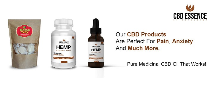 Pure Medicinal CBD Oil that works